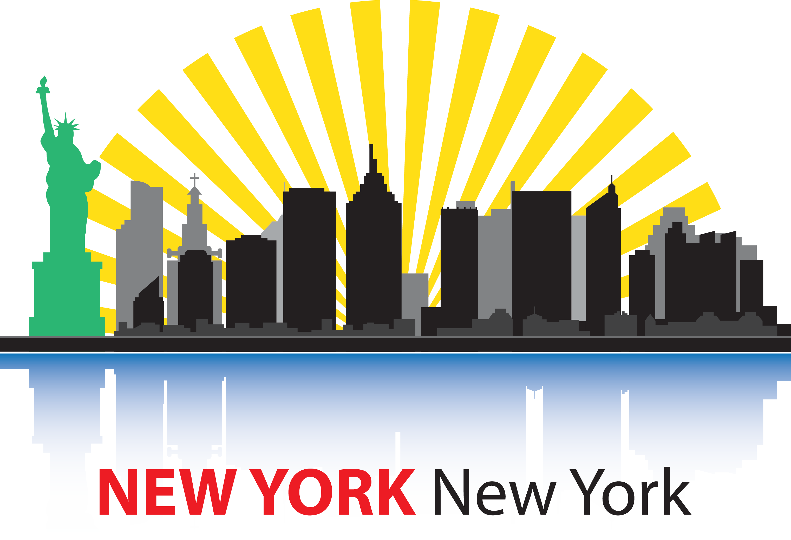 Image result for new york city clip art
