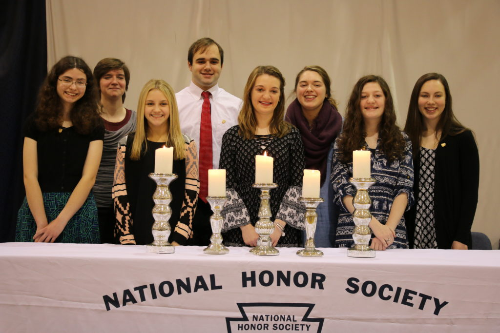 CAS National Honor Society